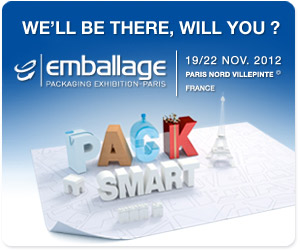 PE Labellers - EMBALLAGE 2012